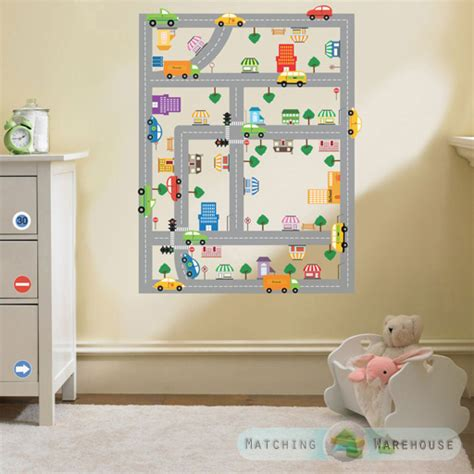 Childrens Bedroom Decoration Stickers by Childrens Themed Wall Decor Room Stickers Sets