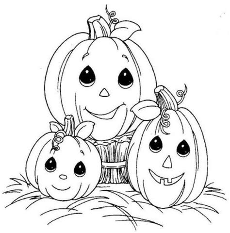 cute pumpkin coloring page 157 best halloween printables images on pinterest
