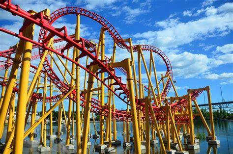theme park quebec la ronde montreal quebec the best amusement park