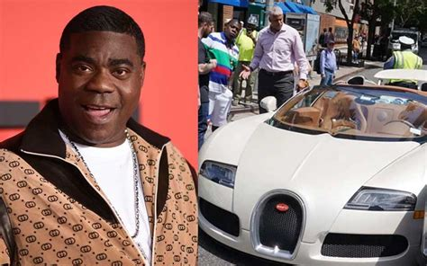 tracy morgan crashes sh million car  minutes