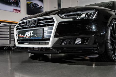 Audi Q8 Tieferlegen by Official Abt Audi As4 Gtspirit