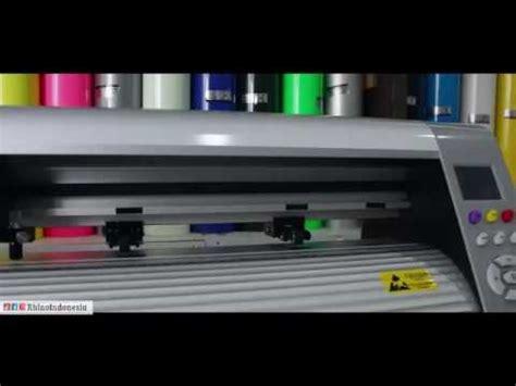 Mesin Cutting Sticker mesin cutting sticker rhinotec rc 60 fx michael 0812