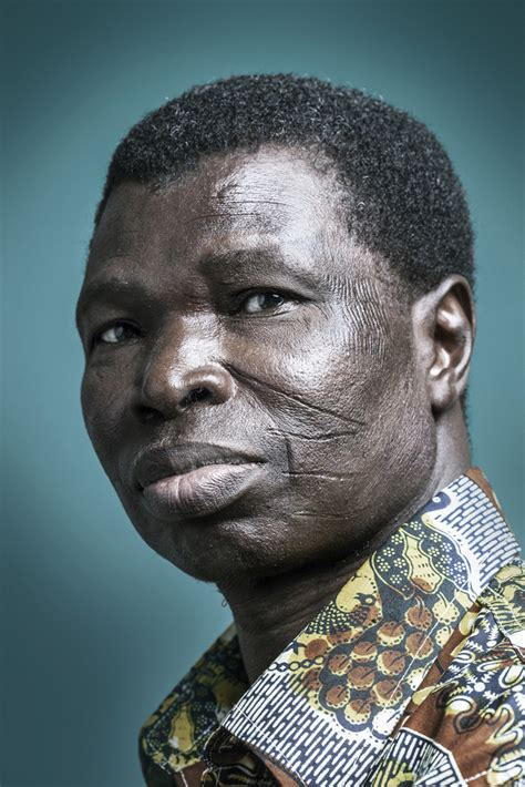 this is the last generation of scarification in africa