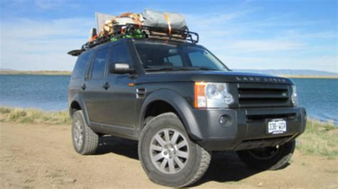 land rover lr4 off road accessories land rover lr3 offroad challenge edition roof rack