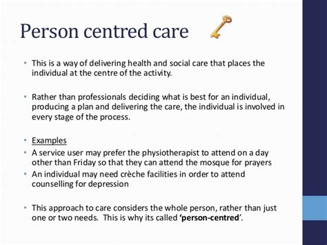lesson 5 person centred and duty of care