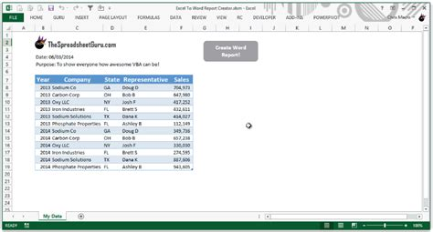 copy paste a logo image text excel table into