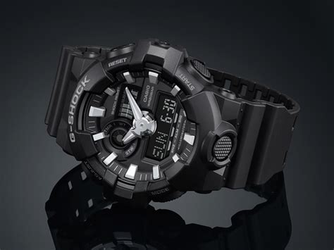 Casio G Shock Ga 700 g shock ga 700 the new symbol of toughness