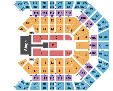mgm seating cheap mgm grand garden arena tickets