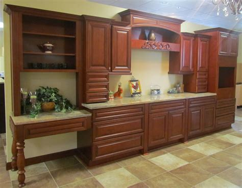 natural cherry kitchen cabinets decorating with cherry wood kitchen cabinets my kitchen