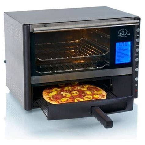 wolfgang puck heavy duty digital convection oven w pizza