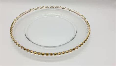 cheap charger plates bulk wholesale cheap bulk dinner plates lead free 13 quot gold