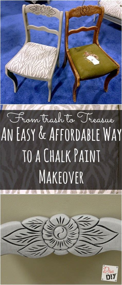 diy chalk paint mistakes an easy affordable way to a chalk paint makeover paint