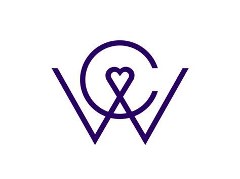 c w cw monogram by christoffer hald dribbble