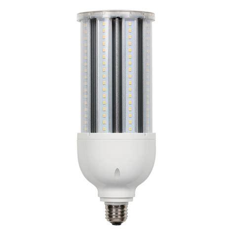 Lu Led In Lite 9 Watt Cool Daylight 137144 westinghouse 300 watt equivalent daylight t28 corn cob medium base led light bulb 0516300 the