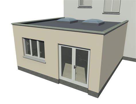 Kitchen extension and renovation design idea. Bettystown