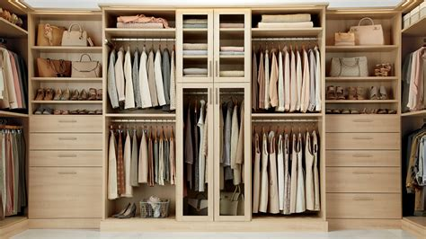 Closets Design by Custom Closets Custom Closet Design The Container Store
