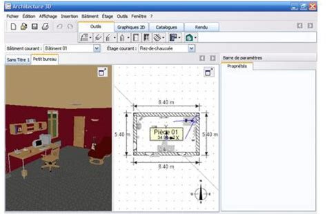 programme cuisine 3d les logiciels de plan de maison en 3d