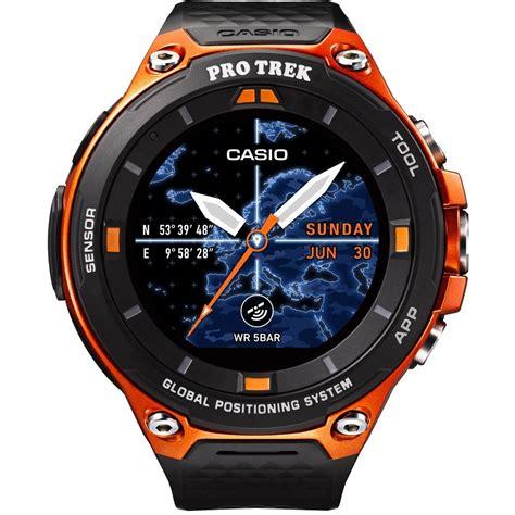 Smartwatch Casio smartwatch casio pro trek wsd f20 rgbae smartwatches casio