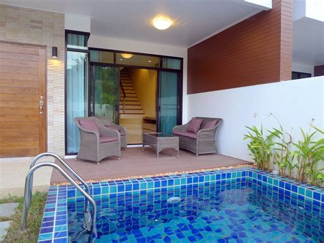 3 bedroom house private rent 3 bedroom town house with private pool for rent in kamala phuket aqua property group