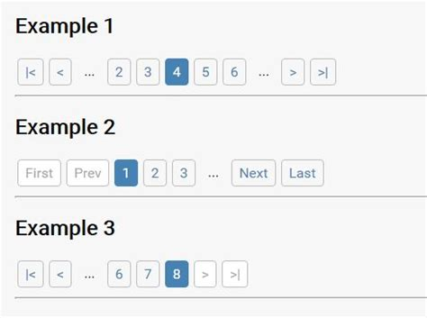 bootstrap table pagination jquery simple customizable pagination plugin with jquery and