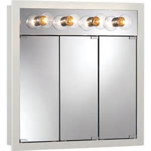 lighted medicine cabinets home depot granville 30 in w x 30 in h x 4 75 in d surface mount