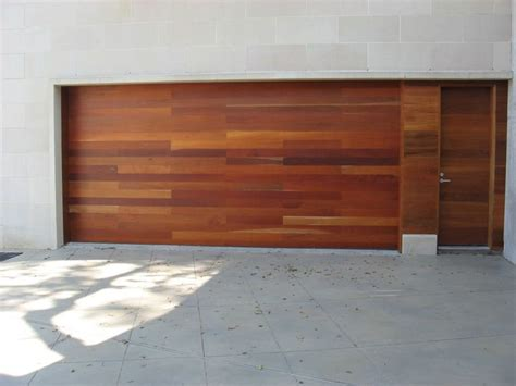 modern overhead door best 25 wooden garage doors ideas on garage