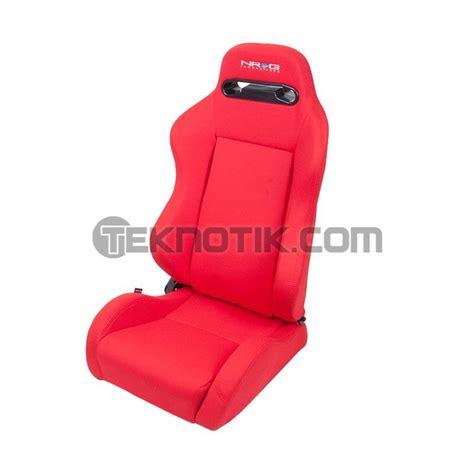 nrg type r seats nrg type r style cloth sport seat teknotik