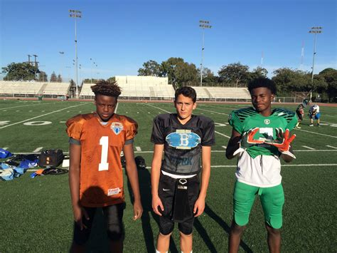 Garden City Youth Football National Youth Football Report Week Of August 29th