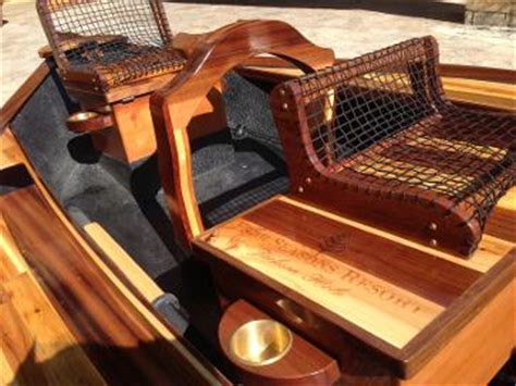 boat seats custom made wooden drift boat design