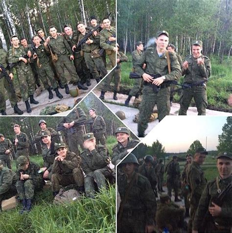 War Soldier On Instagram Selfie Addicted Russian Soldier In Ukrainian