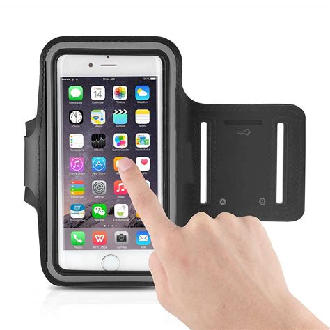 Sports Armband For Iphone 6 Plus 7 Plus 8 Plus sports armband for iphone 6 plus 7 plus 8 plus black jakartanotebook