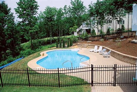 pool in backyard cost how much does a swimming pool cost swimmingpool com