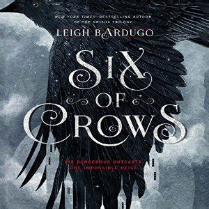six of crows books recommended audiobooks book review