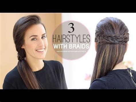hairstyles with braids patry jordan hairstyles with braids youtube