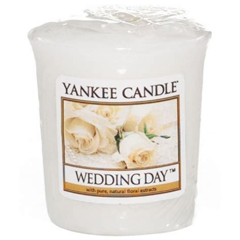 Wedding Anniversary Yankee Candle by Yankee Candle Wedding Day Sler Votive Candle Cus Gifts