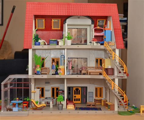 playmobil house isobel s playmobil house flickr photo sharing