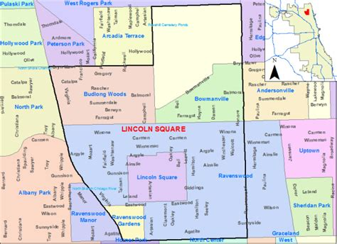 where is lincoln square chicago real estate lincoln square homes for sale re