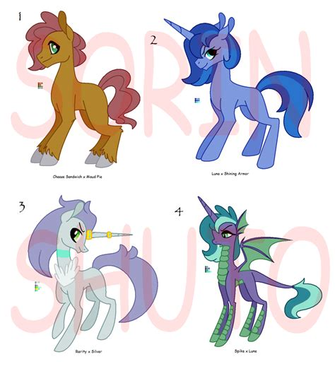 sori luna odd shipping mlp adoptables 1 by sori adopts n bases on