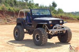 Jeep Yj Rock Crawler 1989 Jeep Wranger Yj V8 Rock Crawler
