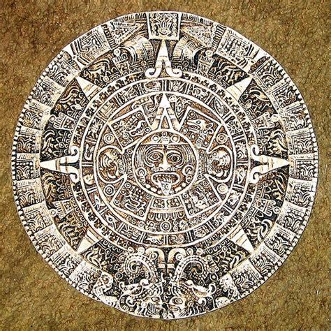Calendario Azteca Imagenes Calendario Azteca Replica Calendario Azteca Aztec