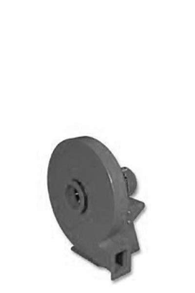 Ventilateur centrifuge et extracteur d'air industriel