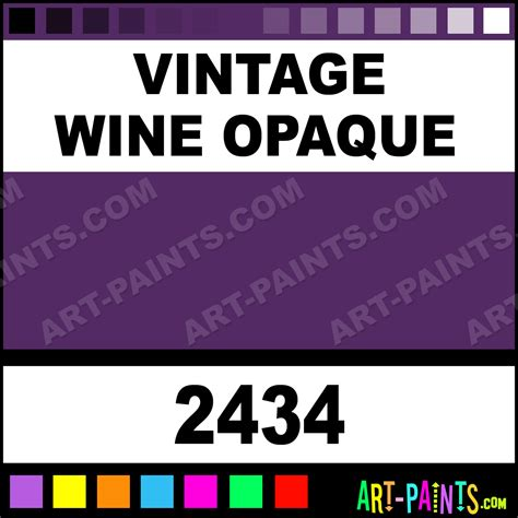vintage wine opaque ceramcoat acrylic paints 2434 vintage wine opaque paint vintage wine