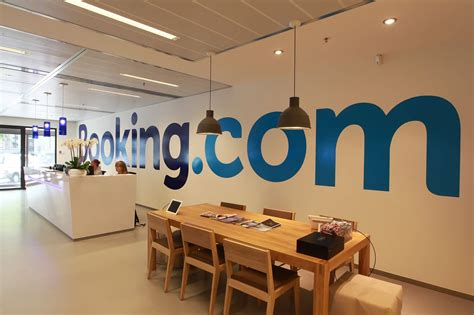 High Tech Home Office by Booking Com To Expand In Amsterdam Grow Globally Nfia