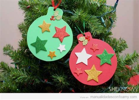 estrella de goma eva y purpurina para decorar el arbol de navidad mirad qu 233 bonita y qu 233 f 225 cil es esta manualidad en goma