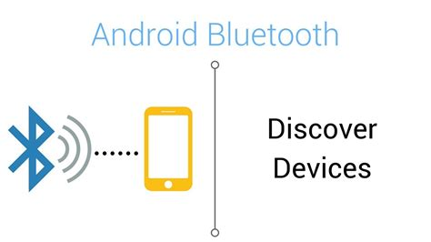 tutorial android bluetooth bluetooth tutorial discover devices in android studio