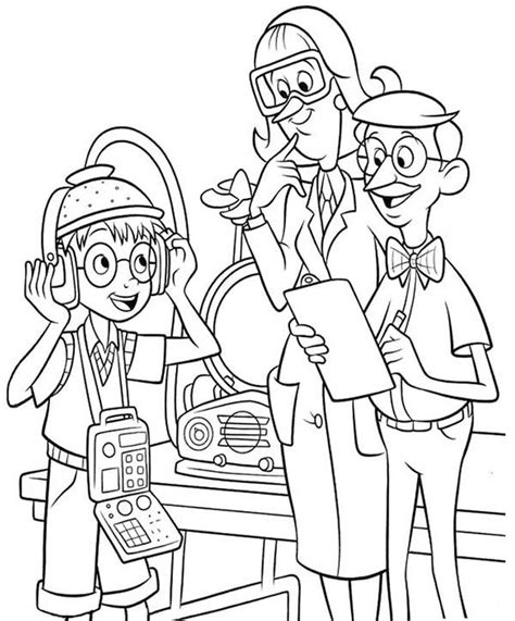 Meet The Robinsons Az Coloring Pages Sketch Coloring Page Meet The Robinsons Coloring Pages