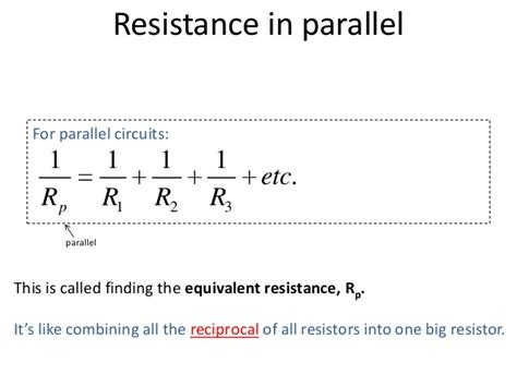 resistors in series and parallel 17 resistance in series and parallel