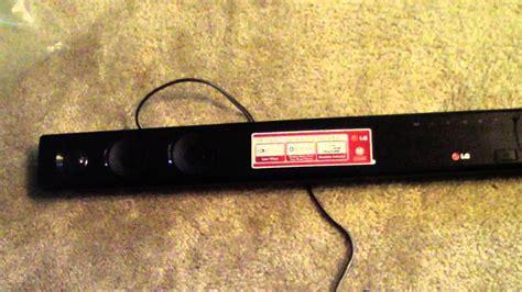 Ac Sharp 300 Watt unboxing lg nb3530a 2 1 300 watt sound bar soundbar