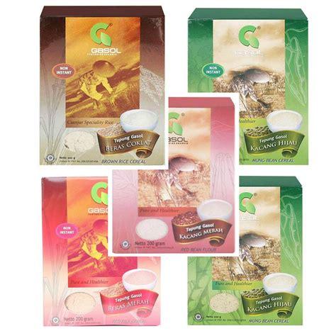 Harga Tepung by Harga Spesifikasi Tepung Gasol 4in1 Kacang Hijau Beras