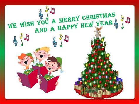 Convey Your Warm Wishes On Christmas. Free Carols eCards
